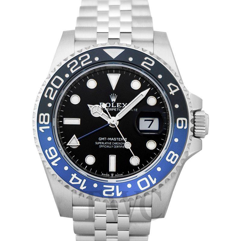 GMTマスターII 126710BLNR [ジュビリーブレスレット ブラック] 製品画像