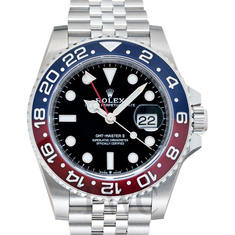 GMTマスターII 126710BLRO [ジュビリーブレスレット ブラック] 製品画像