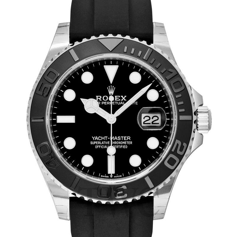 ヨットマスター 226659 [ブラックラバーベルト ブラック] 製品画像